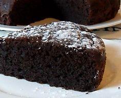 Torta al cioccolato e ricotta che si scioglie in bocca
