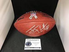 J.J. Watt Houston Texans Autographs