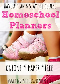 Homeschool Planners and Organization: Lesson Plans, Attendance, Transcripts and more. Curriculum Guide : Education : Activites