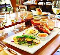 Start your week with fun filled and tasty .  Visit www.ringmybiz.com to locate the nearest restaurant joints.