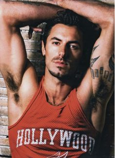 Josh Wald, born 1979, is a model and skateboarder.