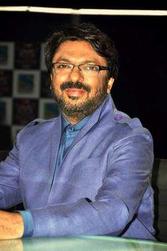 Sanjay Leela Bhansali At Press Confrence