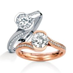 Maevona Perth Bridal Ring