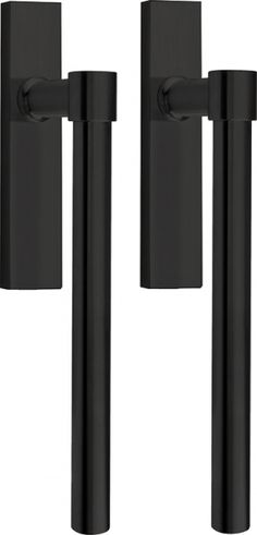 PIET BOON PB230PA set sliding door handles black