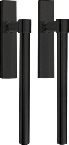 PIET BOON PB230PA set sliding door handles black