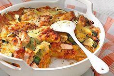 Hähnchen-Kartoffel Auflauf, ein raffiniertes Rezept aus der Kategorie Geflügel. Bewertungen: 38. Durchschnitt: Ø 4,0.