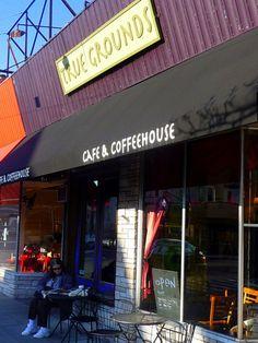 True Grounds Cafe & Coffee House  DiscoverBallSquare.com