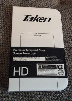 Taken - 9H Hartglas / Panzerglas für iPhone 6 /  6 S