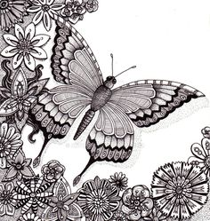 Flutter By Butterfly 25Aug12 by Artwyrd on DeviantArt