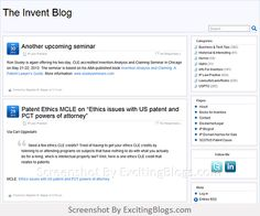 The Invent Blog - Click to visit blog:  http://1.33x.us/ItN5zr