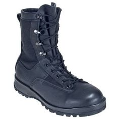 Belleville Boots 700 Mens Black Waterproof USA-Made Military Duty Boots