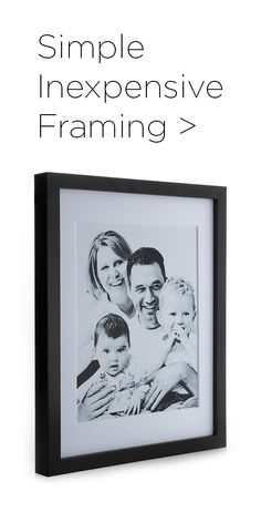 $5 Custom Frame. Printing, Matting, Framing All Included. Upload Photo, Done! http://www.Zno.com/frames.html