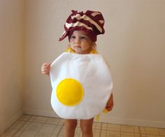 Bacon & Eggs Costume