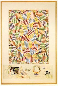 'Cicada' by Jasper Johns