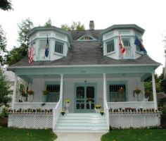 Bay View Michigan Cottages | views