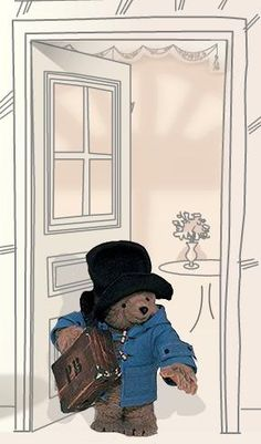 Paddington Bear (do you remember the bet I lost? 1980s Childhood, My Childhood Memories, Oso Paddington, Vintage Cartoon, Bear Art, Book Characters, Childrens Books, Cute Pictures, Retro