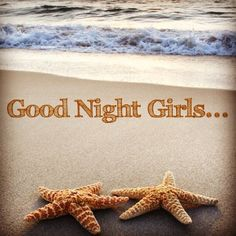Good Night Girls... Xo BEACHCANDY Swimwear