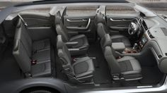 Build Your Own Mid-Size SUV: 2015 Chevy Traverse | Chevrolet http://www.ganchev.ca