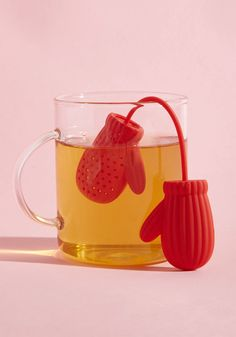 Oolong Winter Tea Infuser