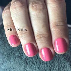 Manicura rusa  esmaltado semi  #mscnails #nails #uñas #gelpolish #manicurarusa #russianmanicure #lovenails #perfectnails #sinfiltro #nofilter #semilac #nailstagram #instanails