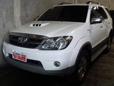 Toyota Fortuner V 4X4 AT - 07 4x4, Toyota, Cars, Vehicles, Autos, Car, Car, Automobile, Vehicle