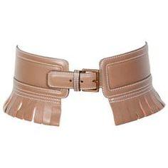 Vintage Alaia 80's Belt