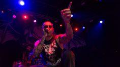 07/03/14 - Santiago, Chile - avenged sevenfold, a7x