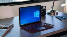 Saiba como baixar agora o novo Windows 10 April 2018 Update New Surface Pro, Surface Studio, Surface Laptop, Net Shopping, School Shopping, Windows 10, Engineering Works, Windows System, Operating System