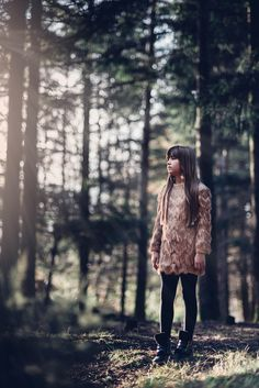 Fabulous fringing from Andorine for kids to teens fashion fall/winter 2017