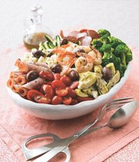 Summer Antipasto Salad - Healthy Recipe Finder | Prevention
