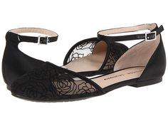 Chinese Laundry Outlast Black Rose Mesh - Zappos.com Free Shipping BOTH Ways