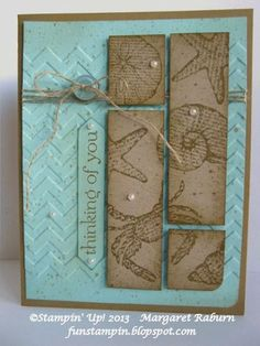 By the Seashore CCMC263, SUO by mraburn - Cards and Paper Crafts at Splitcoaststampers