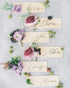 This stunning shoot is featured on @oncewed and I'm so thrilled to see our suede tags as well as some amazing stone tiles we engraved for @kaylabarkerphoto workshop last year including gorgeous calligraphy from @script_merchant . Moody little bouts from the #joshuatreeworkshop hosted with @kaylabarkerphoto @bowsandarrowsflowers #handmade #placesetting #placecards #wedding #tablescape #moderncalligraphy #laserengraved #suede #details #florals #weddingflowers #details