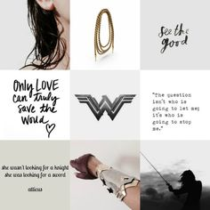 DC Moodboards: Princess Diana aka Diana Prince aka W o n d e r W o m a n ❝ I am Diana of Themyscira, daughter of Hippolyta. In the name of all that is good, your wrath upon this world is over. ❞★➚↫_Wonder Woman_ ↬★➘