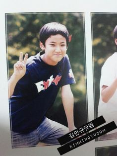#mingyu #predebut   why cant i know people that look this good?