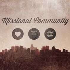 Sermon Series graphic for conroe community church