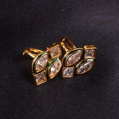 Toe Ring with white AD stones - WJ0047 Bridal Jewellery  Toe Ring