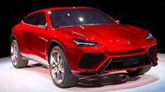 What do you think about Lamborghini Urus Concept?