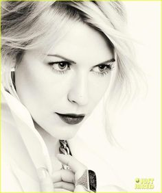 Claire Danes Covers 'Capitol File' May/June 2012