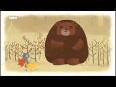 Der faule Bär | Ich kenne ein Tier | Kindernetz