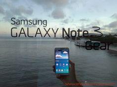 Galaxy Note III and Galaxy Gear presentation – Lisbon