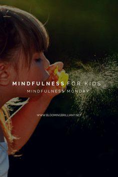 Mindfulness for Kids is so important to give kids the tools to help them fend off negative thoughts and behaviors, build self-confidence, focus, and treat others and themselves with respect and appreciation for the rest of their lives.