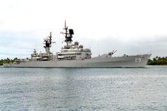 USS JOUETT CG-29  I served on her :)