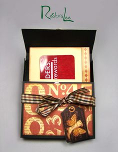 Gift Card Holder- Open SOS DT Inspiration