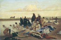 Монахи. Не туда заехали. 1870-е - Соловьев