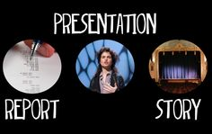 The goal of a presentation is NOT to entertain... #presentation #publicspeaking