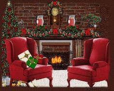 vánoce GIF
