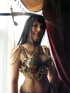 belly dance costume by Totally Creative NYC #dance #bellydance @bellydancing…