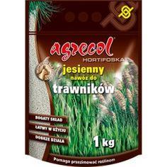 Nawóz jesienny Hortifoska do trawników 1 kg Agrecol