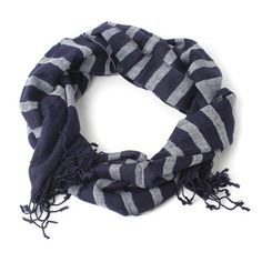 Margherita Scarf Navy, $18, now featured on Fab.